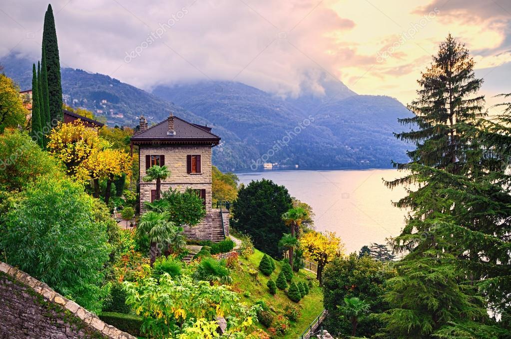 Lake Como Michelin Star Restaurants