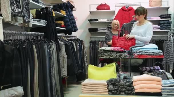 Módní styl nakupování