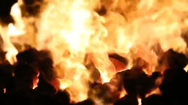parázs és forró tűz