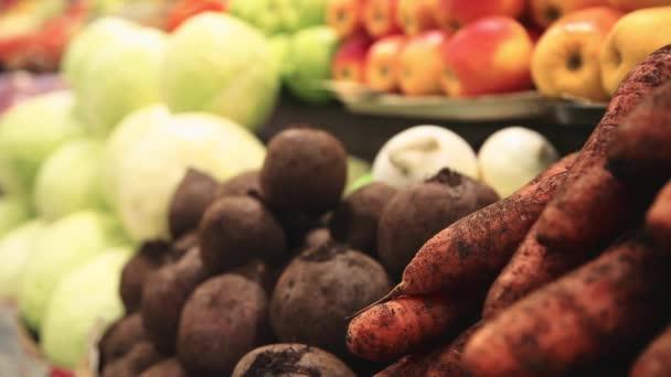 čerstvá zelenina na trh