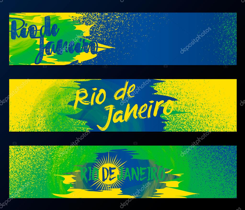 Depositphotos 113032630 Stock Illustration Rio De Janeiro 2016 Horizontal