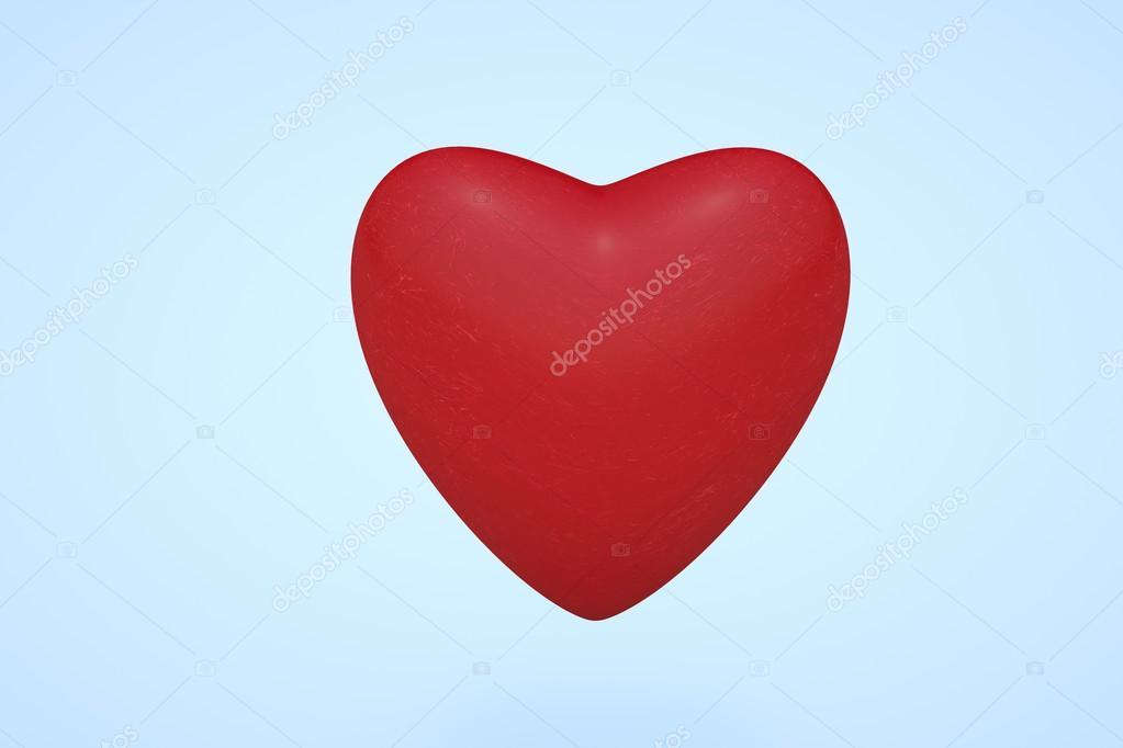 Corazón 3d En Movimiento Fotos De Stock Bombastic80 104834464