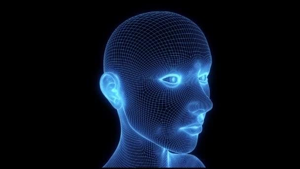 Lidské digitální Hologram