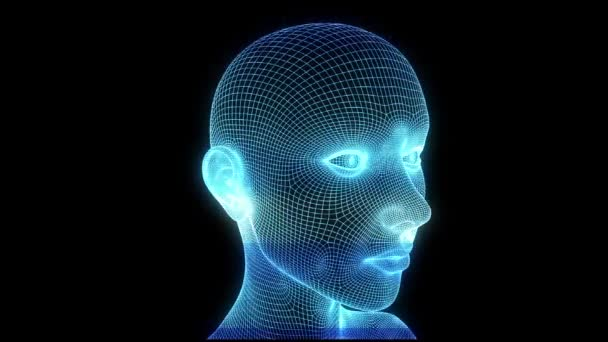 Emberi digitális Hologram