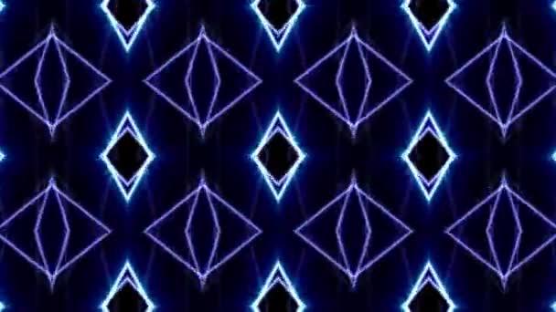 Kaleidoskop pozadí abstraktní