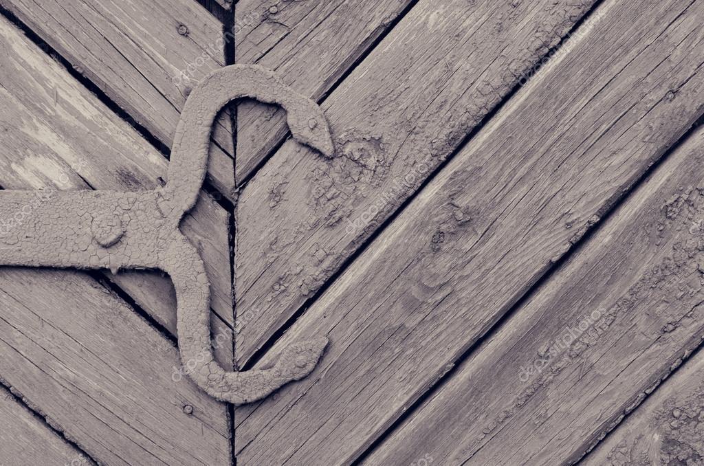 Legno Bianco E Nero : Vecchia struttura di legno bianco e nero u foto stock nellisyr