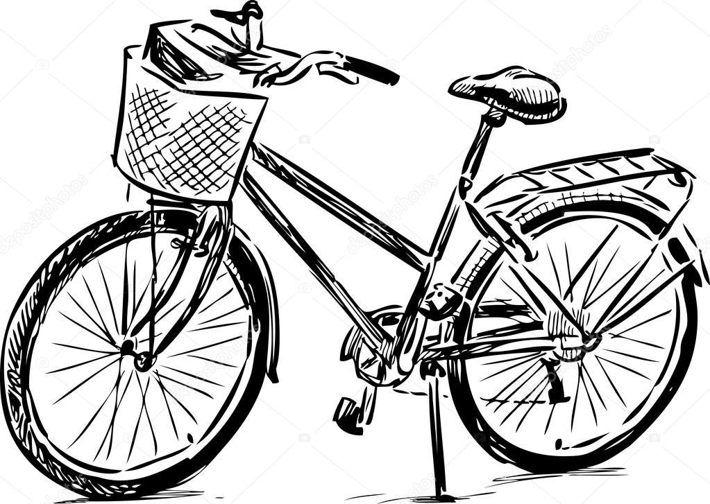 Alone bike trip