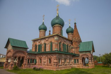 Temples of the city of Yaroslavl 3
