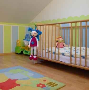 The organized nursery