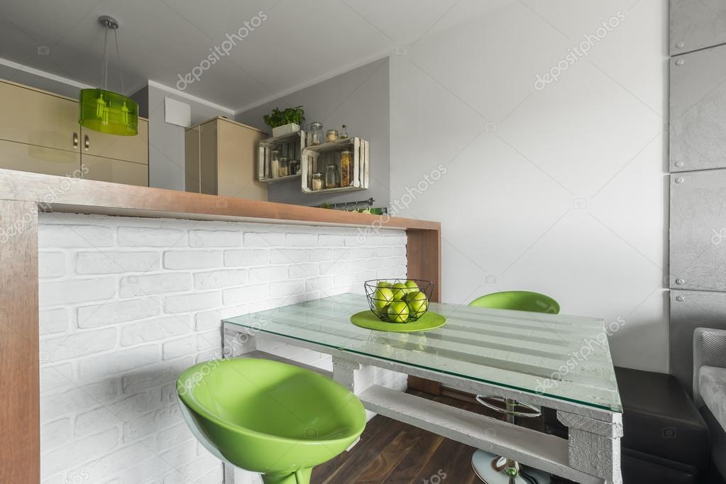 Ötlet, egy kis étkező — Stock Fotó © in4mal #117060060