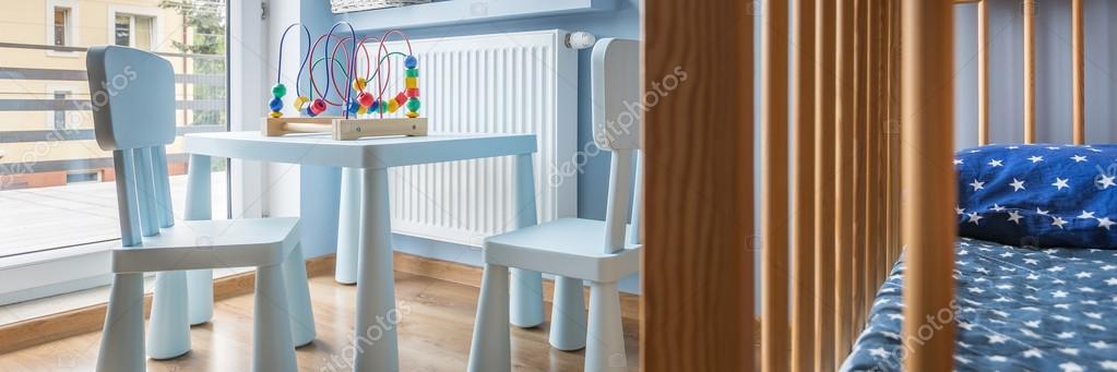 Chambre bébé moderne — Photographie in4mal © #120422572