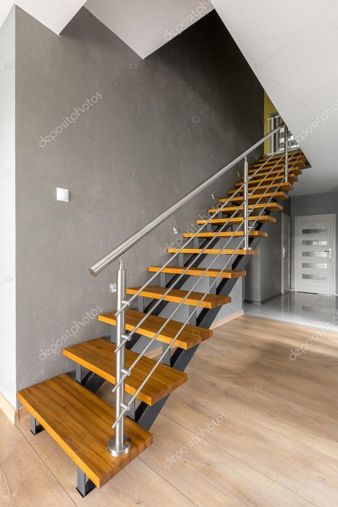 W superbly Projektowanie wnętrz schody w domu — Zdjęcie stockowe © in4mal FJ23