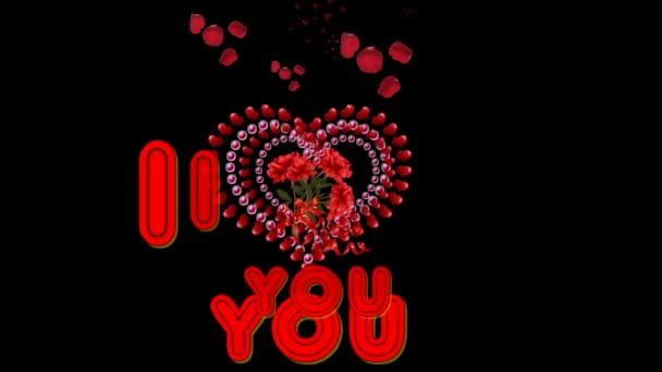 I LOVE YOU- FOR ALL TIME