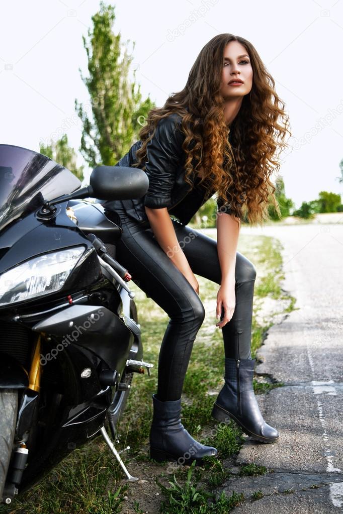 Biker women sex