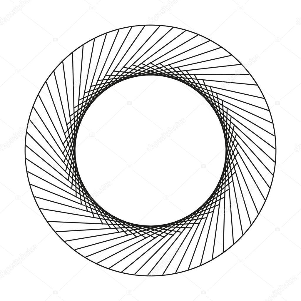 Geometric Circle Patterns New Inspiration