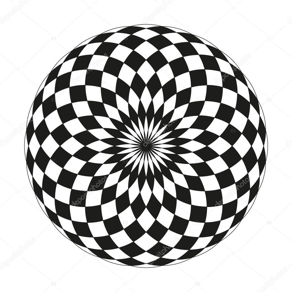 Geometric Circle Patterns Custom Ideas