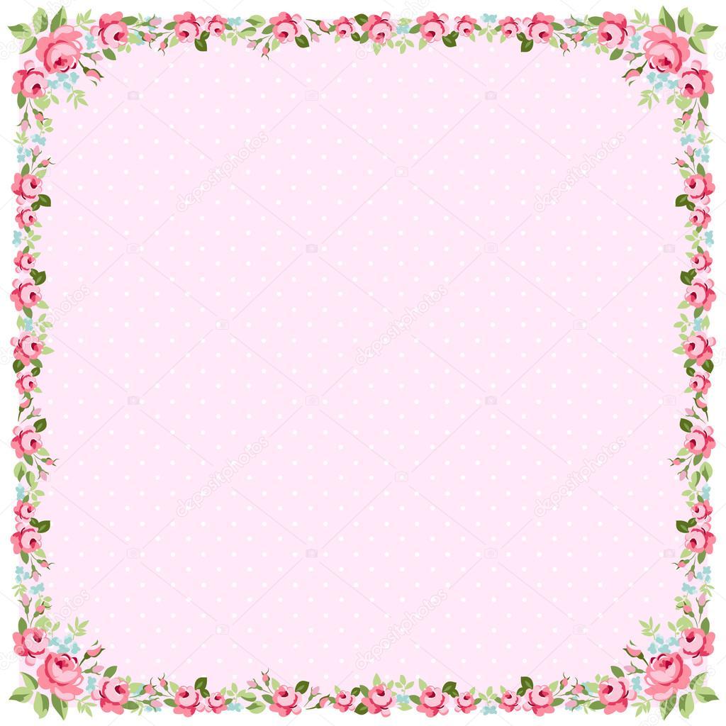 Plantilla tarjeta de felicitación para el día de la madre o día de ...