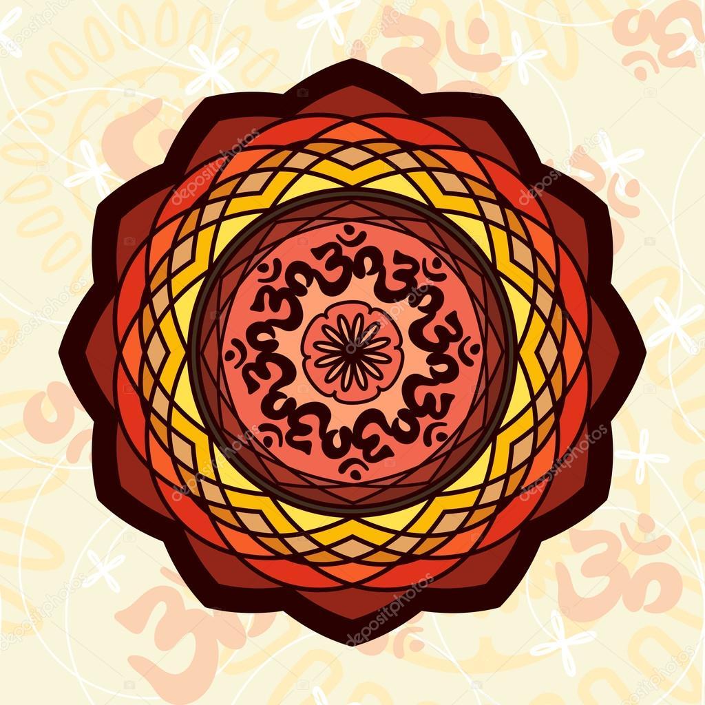 Hint Mandala - Bu sembol nedir