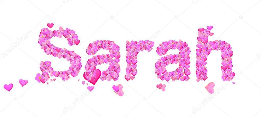 картинки с днем рождения с именами сара вас