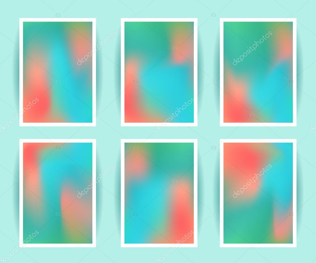 Bright colorful holographic background set design for greeting bright colorful holographic background set design for greeting card report cover book kristyandbryce Gallery