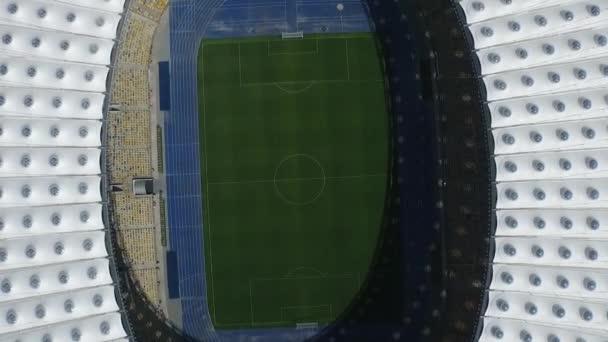 Légi olimpiai stadion. Maraton. Kijev olimpiai nap