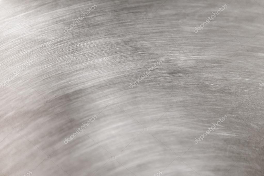 Couleur de la texture en métal en acier argent — Photographie