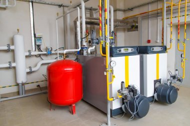 industry gas boiler water heating