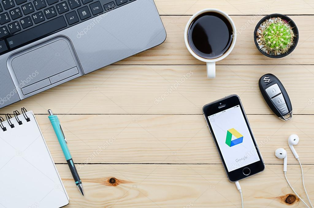 how to open google drive on phone
