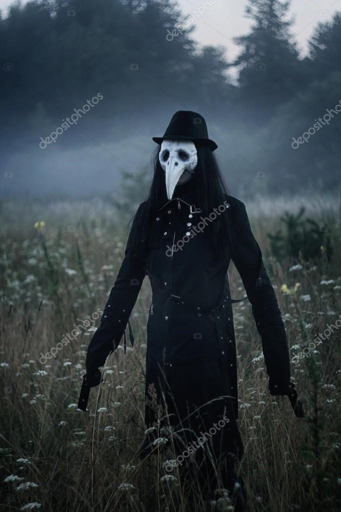 Terrible plague doctor