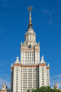 Moscow state University named after M. V. Lomonosov, Moscow, Russia