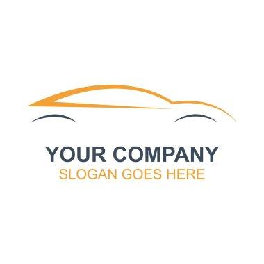 Car Automotive Race Icon Vector Logo