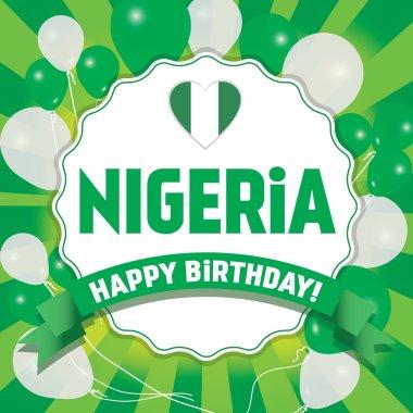 Happy Birthday Nigeria - Happy Independence Day