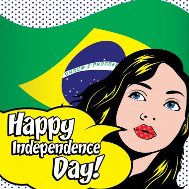 Happy Independence Day of Brazil