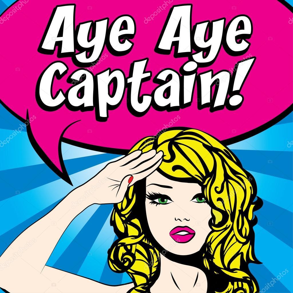 PE71: Aye Aye Sir Meaning
