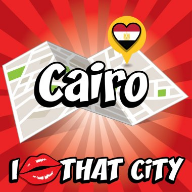 Cairo. I Love That City.