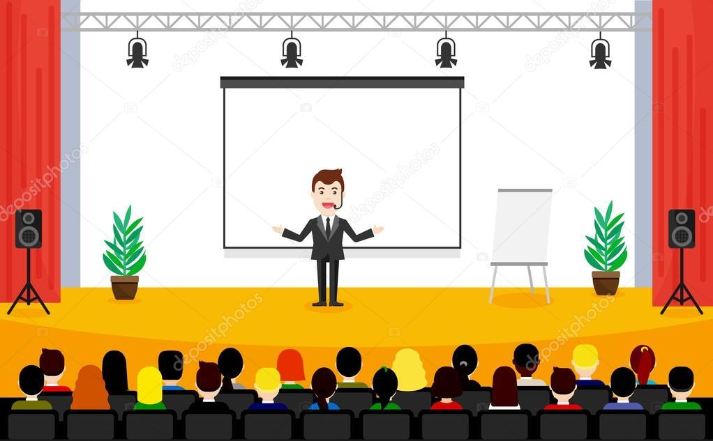 Imágenes: oratoria animadas | Concepto de oratoria ...