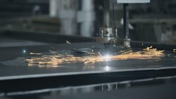 Cnc Lpg taglio con scintille chiudere metallo fabbricazione materiale in acciaio