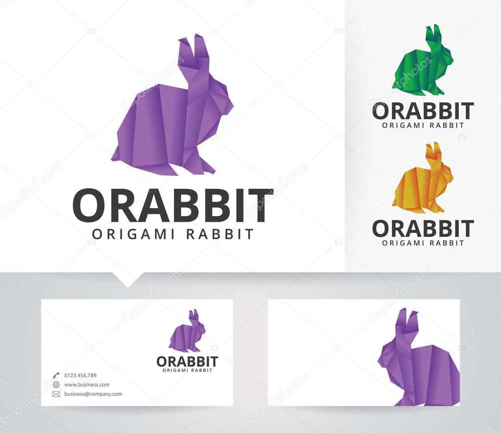 Origami Rabbit Vector Stock Vector C Irfanfirdaus19yahoo