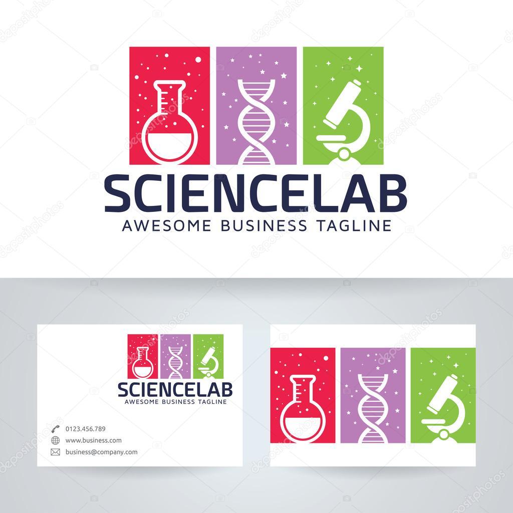 science lab templates