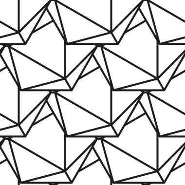 icosahedron pattern vector3