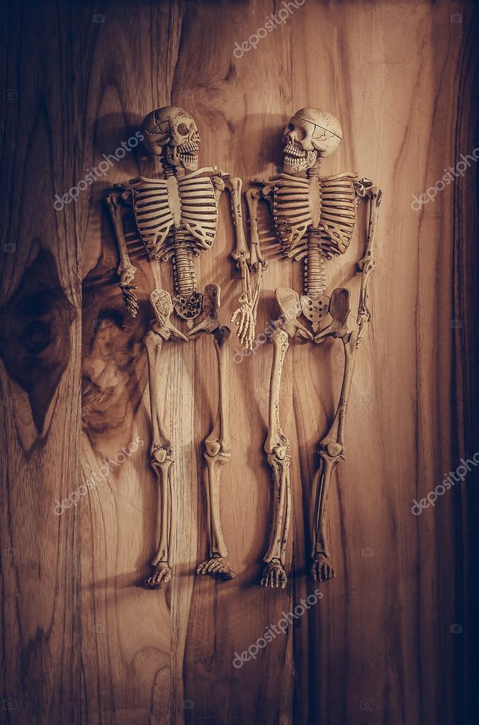 a539574caf Csontváz kezemet, örök szerelem. Szelektív összpontosít a kezét– stock kép