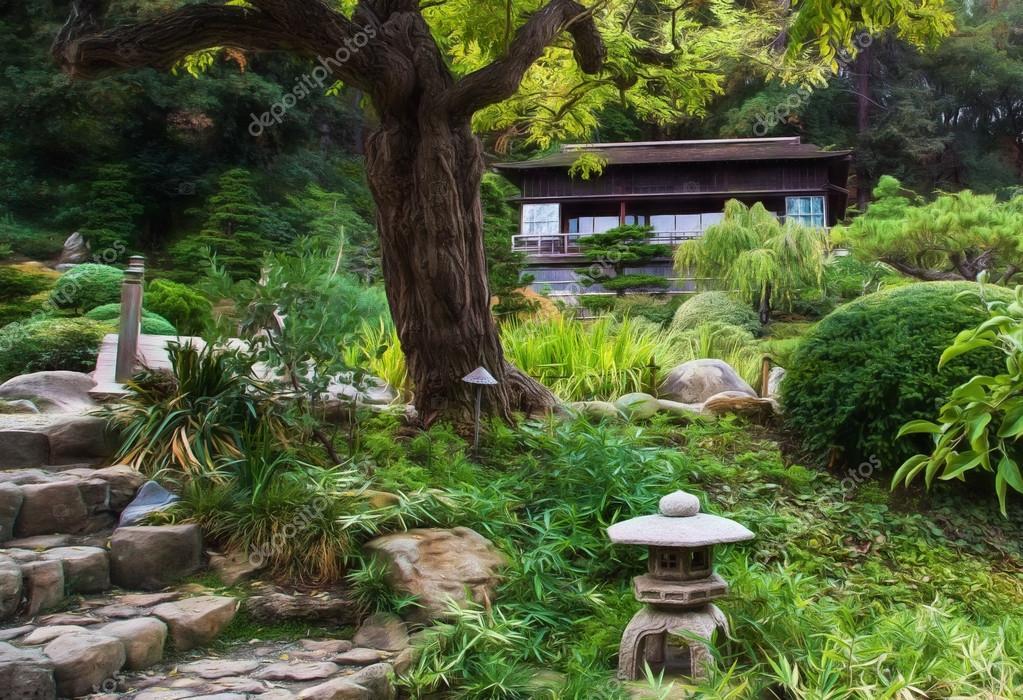 Japanese Tea Garden — Stock Photo © Teacherdad48 #93662834