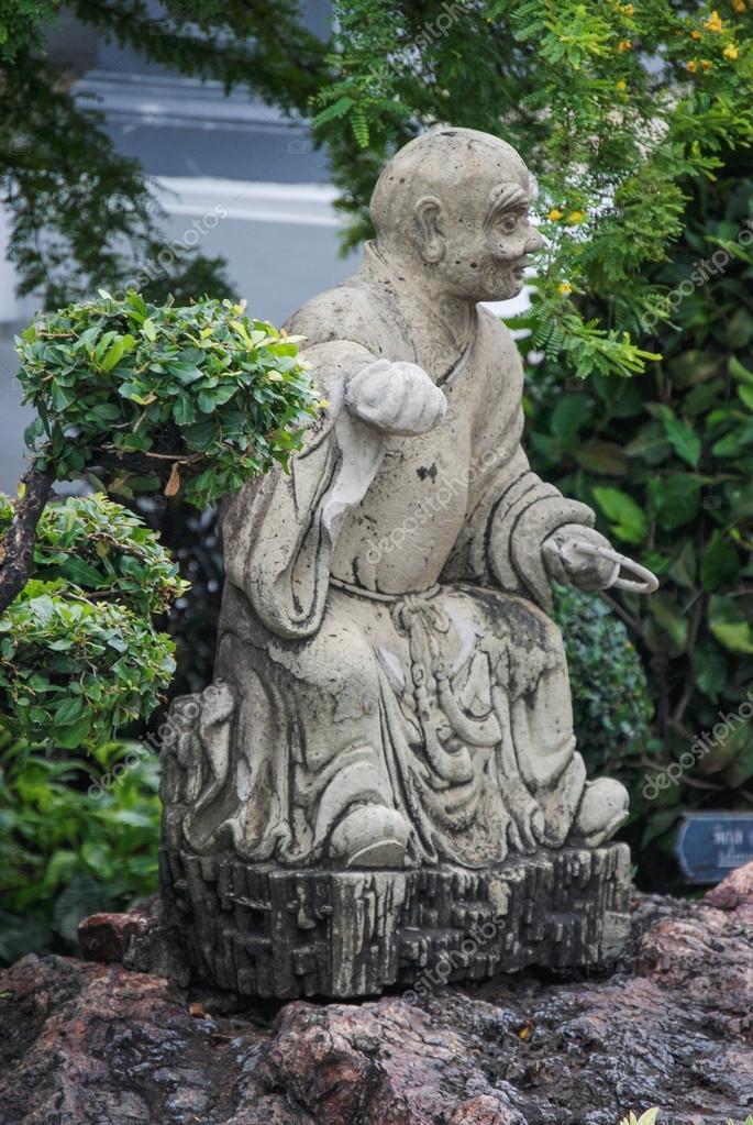 Fotos Estatuas De Jardin Estatuas De Jardin Tailandes Foto De - Estatuas-de-jardin
