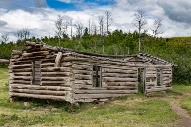 Old Wyoming Cabin