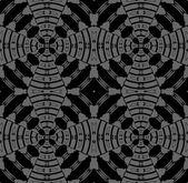 Seamless diamond pattern gray black
