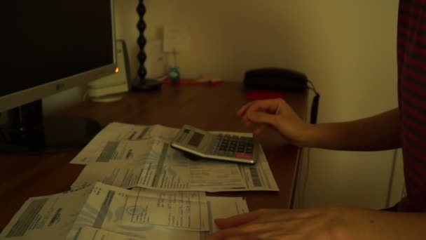 Calculating Bills With The Help Of Calculator
