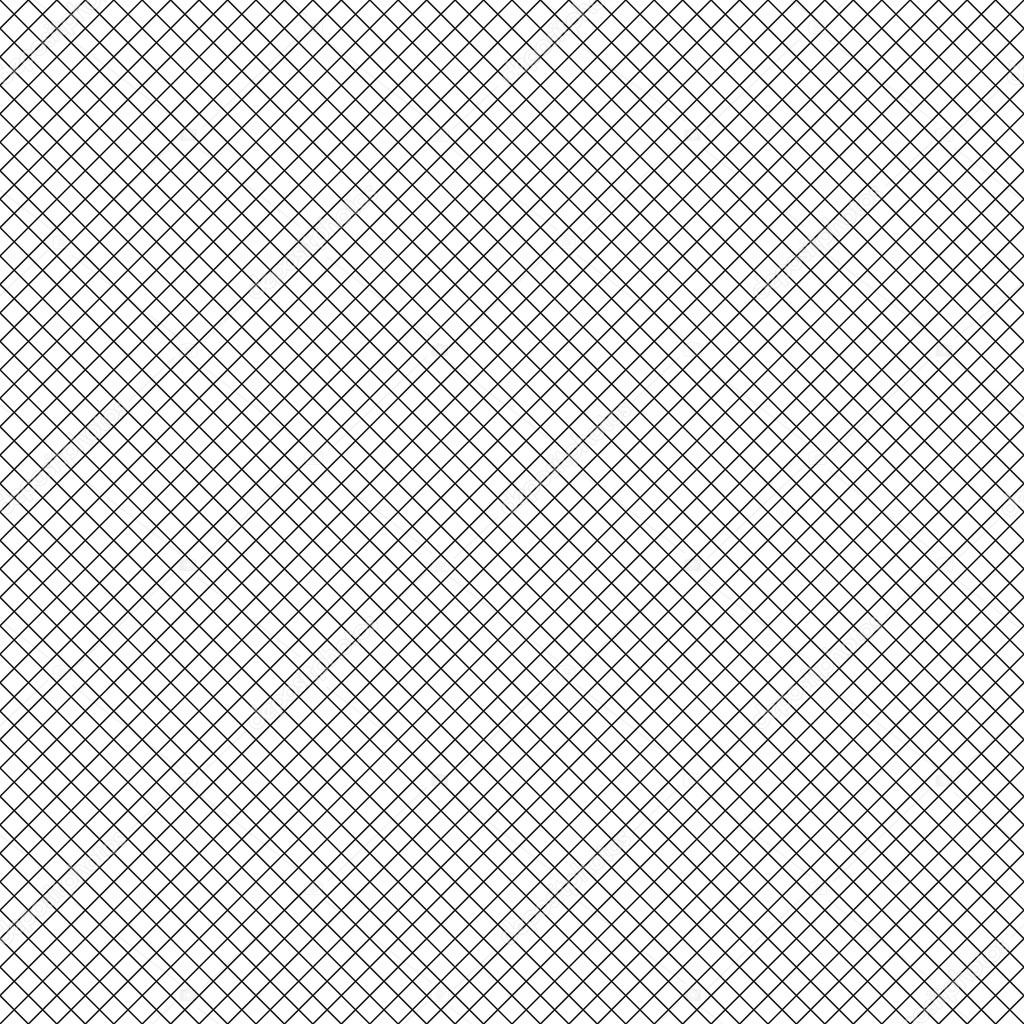 Seamless black and white checkered texture stock images image - Vector Checkered Pattern Seamless Lattice Background With Rhombus Shapes Vector Diamond Lines And Shapes Mesh Seamless Monochrome Pattern Black And