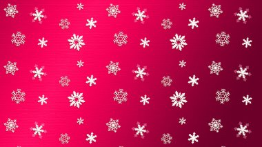 Wallpaper, Red, Happy New Year! abstract background, winter holiday, decorative festive ornament with Christmas elements a snowflakes on red background. For creation your beautiful production for Arts, web, print, crafts, fabrics, greeting card.