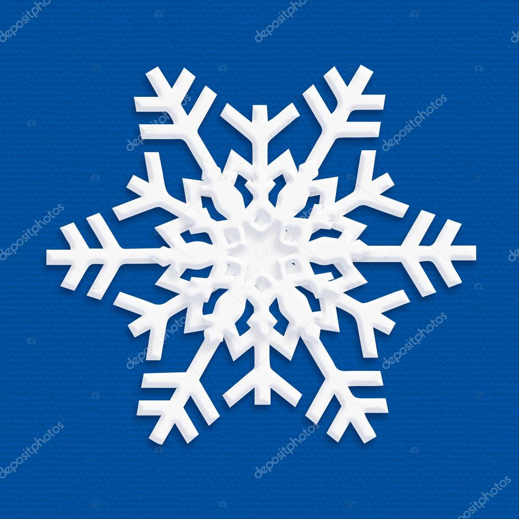Winter, Schneeflocke, Weihnachten blauen Stoff Hintergrund, Muster ...