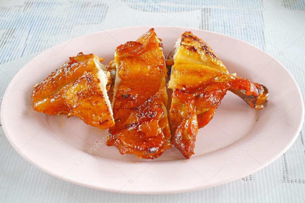 roosteren kip, koken — stockfoto © jira0071.gmail #92107548